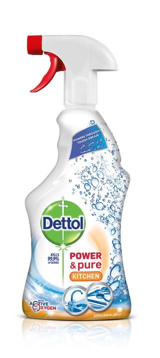 Dettol Power & Pure Kitchen Cleaner Trigger 500ml