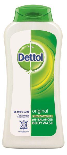 Dettol Original Antibacterial pH-Balanced Body Wash