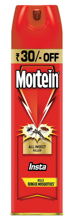MORTEIN  INSTA ALL INSECT KILLER 400 ML