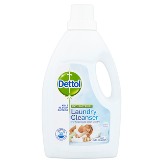 Dettol AntiBacterial Laundry Cleanser - Fresh Cotton