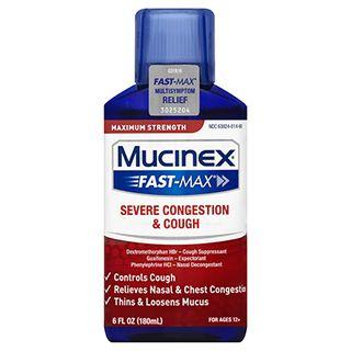 Mucinex® Fast-Max® Severe Congestion & Cough Liquid