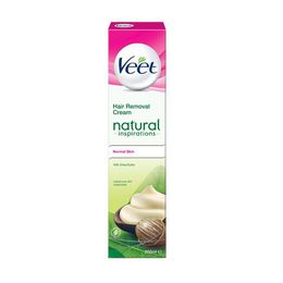 Veet Natural Inspirations Hair Removal Cream, Normal