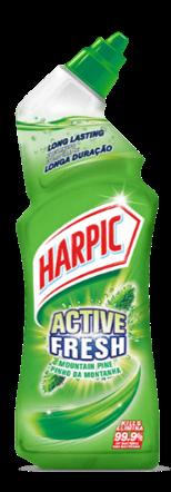 HARPIC ACTIVE FRESH CLEANERS PINE