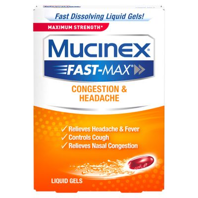 Mucinex Product Detail