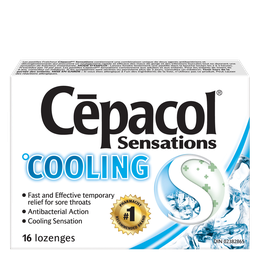 Cepacol Sensations - Cooling