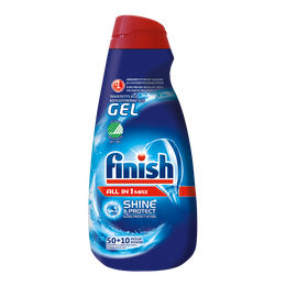 Finish All In 1 Max Gel Maskindiskmedel
