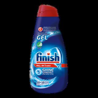 Finish All In 1 Max Gel Maskindiskmedel