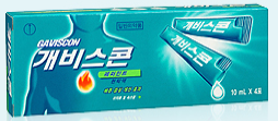 개비스콘 페퍼민트 현탁액 (4포)