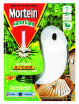 MORTEIN  NATURGARD AUTOMATIC INSECT CONTROL SYSTEM