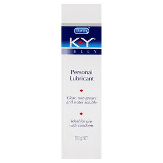 K-Y PERSONAL JELLY LUBRICANT DUREX