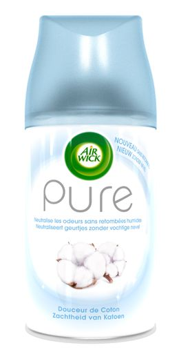 Air Wick Freshmatic Pure Recharge Douceur de Coton ¹