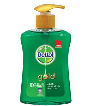 Dettol Gold Anti-Bacterial Daily Clean Hand Soap