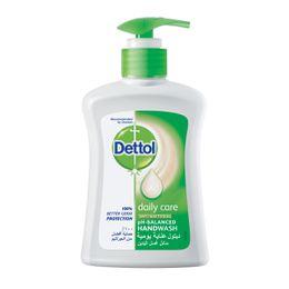 """""""ديتول صابون سائل غسول اليدين رعاية يومية 200 مللي. """""""