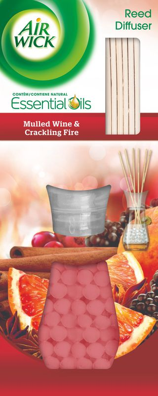 Sticks Perfumados Mulled Wine
