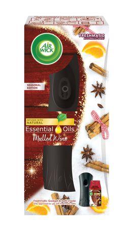 Air Wick Freshmatic automata légfrissítő készülék és spray utántöltő - Forrralt bor