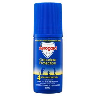 Aerogard Odourless Protection Roll-On 50ml