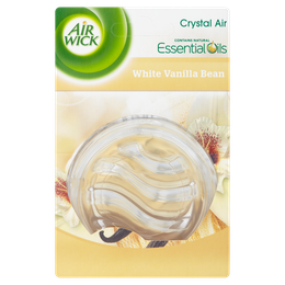 Air Wick Essential Oil Crystal - White Vanilla Bean