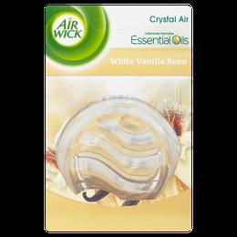 Air Wick Essential Oil Crystal - White Vanilla Bean