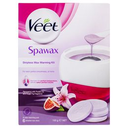 Veet Spawax Warm Wax Starter Kit