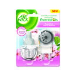 Elektrický osvěžovač vzduchu - strojek & náplň: Magnolie a květy třešní