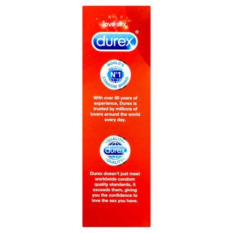 Durex Thin Feel Condoms 30 Pack