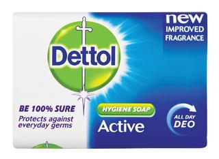 Dettol Hygiene Soap Active