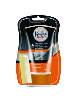 Crema Depilatoria de Ducha Veet for Men - Piel Normal