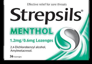 Strepsils Menthol