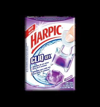 HARPIC CLIQ GEL ADESIVO - Pine