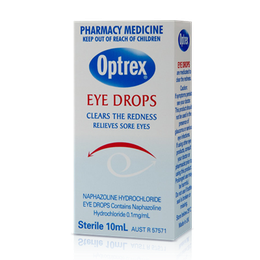 Optrex Medicated Eye Drops