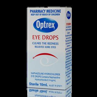 Optrex Medicated Eye Drops