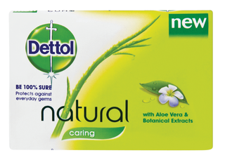 Dettol Hygiene Soap Caring