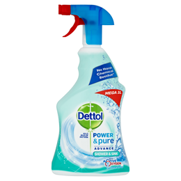 Dettol Power & Pure Shower & Sink 1000ml
