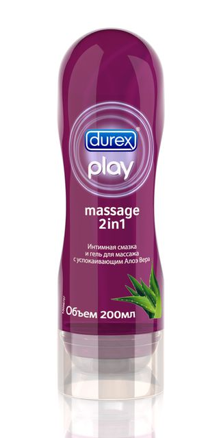 DUREX Play Massage 2in1 Aloe Vera 200ml