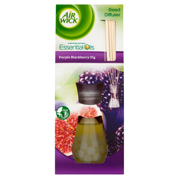 AIR WICK REED DIFFUSER PURPLE BLACKBERRY FIG