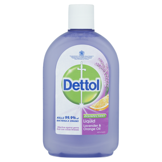 Dettol Disinfectant Liquid - Lavender & Orange
