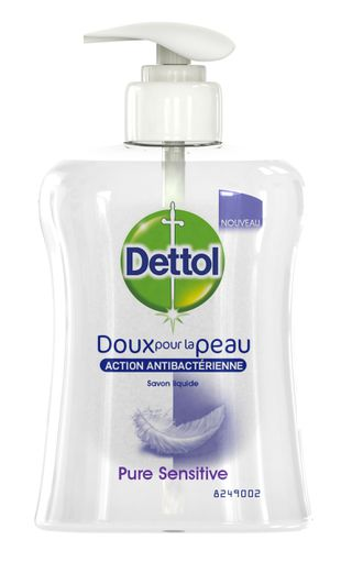 Dettol Savon Liquide Pure Sensitive
