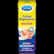Scholl Crème Réparatrice Pieds Très Secs