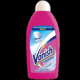 Vanish Soluție Limpezire Perdele
