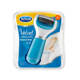 Scholl Velvet Smooth Express Pedi Device