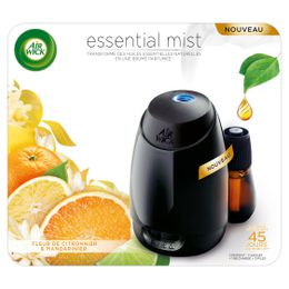 Air Wick Essential Mist Diffuseur Fleur de Citronnier et de Mandarinier