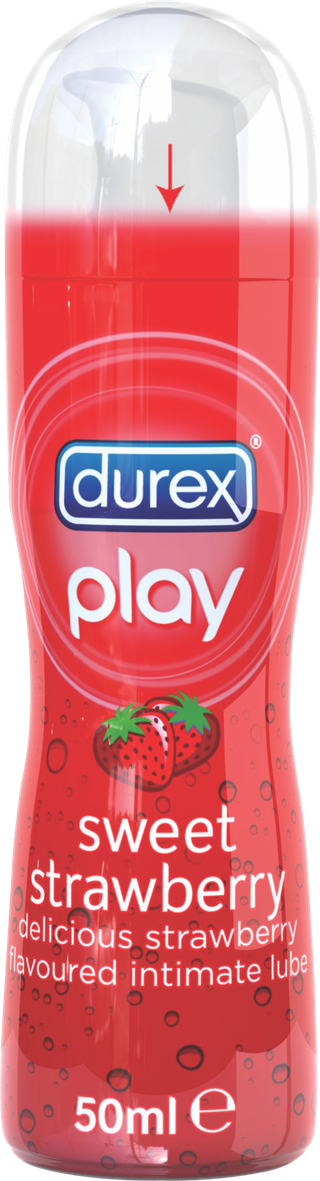 Durex Play Lube Strawberry