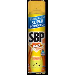 Aerossol Multi-Inseticida Citronela Embalagem Super Econômica 630 ml