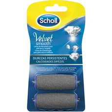 Scholl Cabezal de recambio Velvet Smooth™ Diamond Crystals Durezas Persistentes