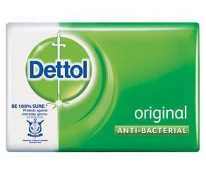 Dettol Antibacterial Original Bar Soap
