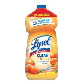 Lysol® Clean & Fresh Multi-Surface Cleaner - Clean & Fresh Tangerine Mango