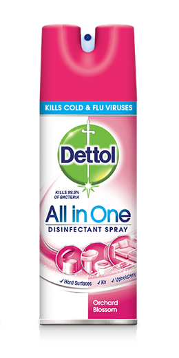 Dettol Disinfectant Spray-Orchard Blossom
