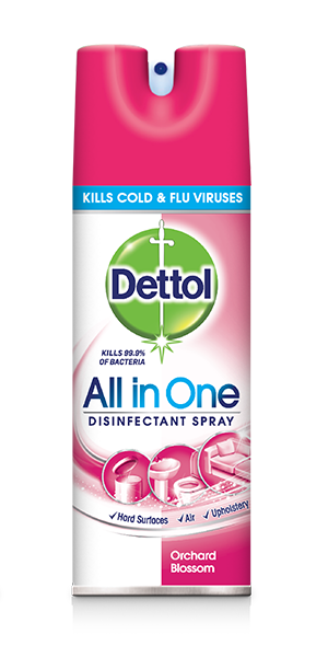 Dettol Disinfectant Spray Orchard Blossom