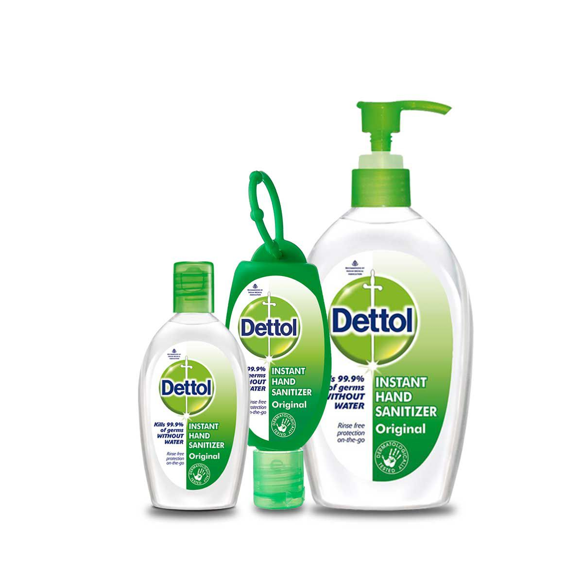 Dettol Refresh Instant Hand Sanitizer 50ml The Warehouse