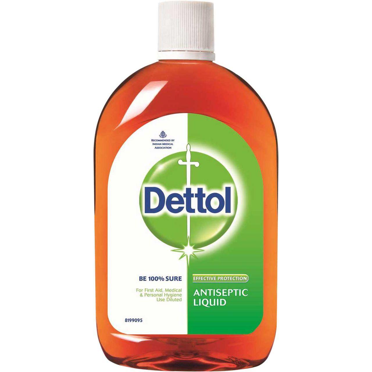 Antiseptic Liquid, Antiseptic Lotion | Dettol